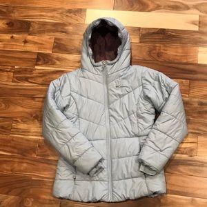 columbia girls XL winter coat